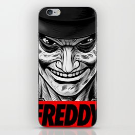 Freddy iPhone Skin