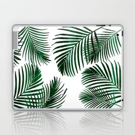 Tropical Palm Leaf Laptop & iPad Skin