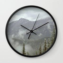 Coast Starlight View (1) Wall Clock
