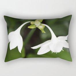 Amazon Lily Pair Rectangular Pillow