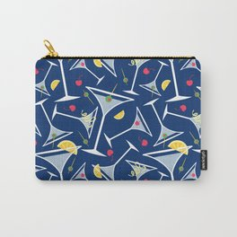 Blue Martinis Carry-All Pouch