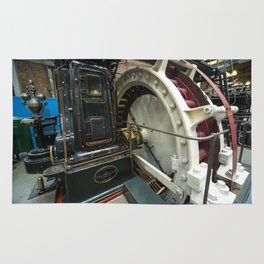 Ferranti Generator Rug
