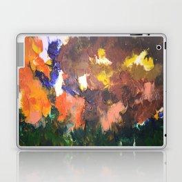 A Burning House Laptop & iPad Skin
