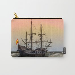 Sail Boston El Galeon Andalucia Carry-All Pouch