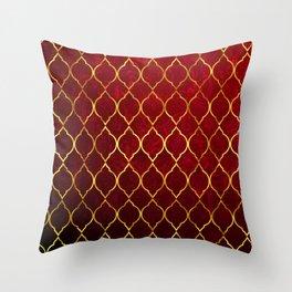 Moroccan Tile islamic pattern #society6 #decor #buyart #artprint Throw Pillow