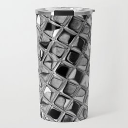 Metallic Travel Mug