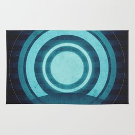 Uranus - Uranian Aurora  Rug