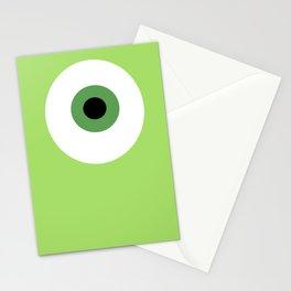 Wazowski Stationery Cards