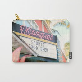 Tropical Kanpai Sports Bar Carry-All Pouch