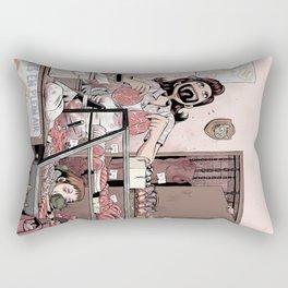 Boucherie charcuterie Rectangular Pillow