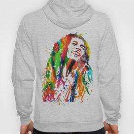 Marley poster Hoody