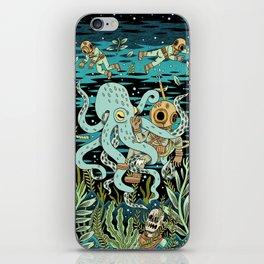 Diver iPhone Skin