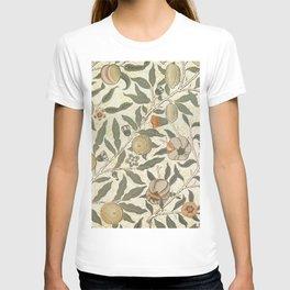 William Morris Fruit Pattern T-shirt