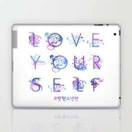 Kpop BTS: LOVE YOURSELF! Laptop & iPad Skin