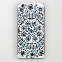 Awaken Nature Mandala iPhone Skin