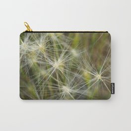 Late summer cheatgrass Carry-All Pouch