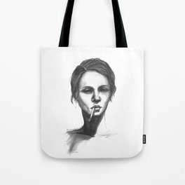 Sunday Face Tote Bag