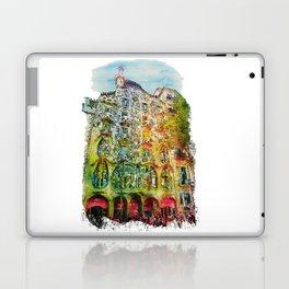 Casa Batllo Barcelona Laptop & iPad Skin