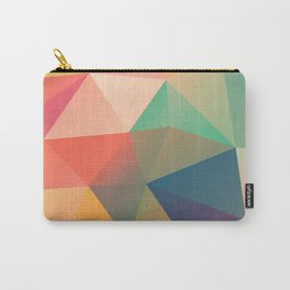 Geometric XIV Carry-All Pouch