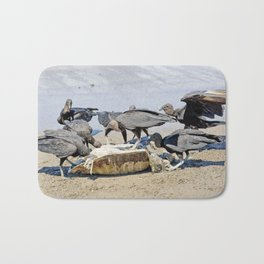 Wildlife in Action Bath Mat