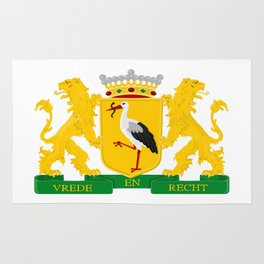 Coat of arms of The Hague Rug