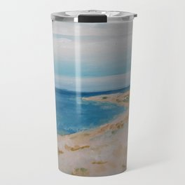 By the Sea Side Travel Mug