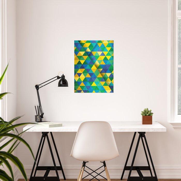 Geometric - BR II Poster