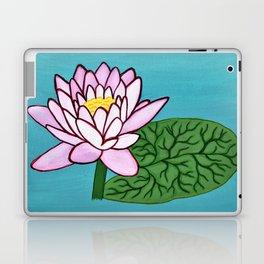 Water Lilly Laptop & iPad Skin