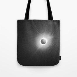 Solar Eclipse -2017 Tote Bag