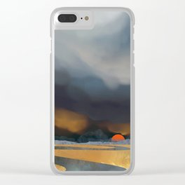 Storm Light Clear iPhone Case