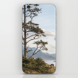 Clifftop Grazing iPhone Skin