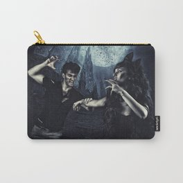 Halloween Nightmare Poster  Carry-All Pouch