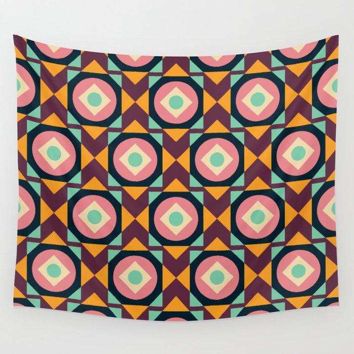 Geometric#31 Wall Tapestry