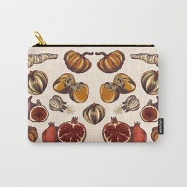 Fall Produce Carry-All Pouch