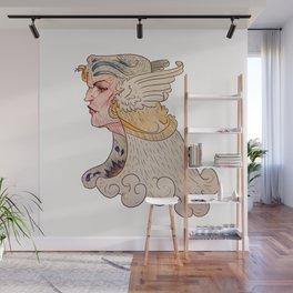 Sphinx01 Wall Mural