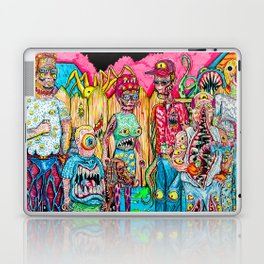 King of the Mutants Laptop & iPad Skin