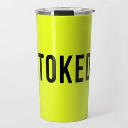 STOKED Travel Mug