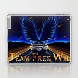 Team Free Will Laptop & iPad Skin