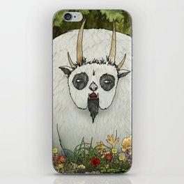 Silva iPhone Skin