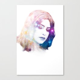 Deity I Canvas Print