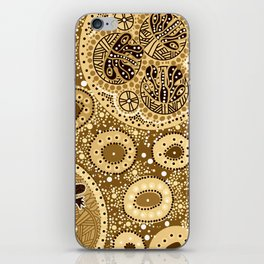 The Bogon Moths of the past, the present and the future iPhone Skin