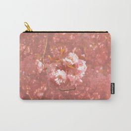 Pink Amongst The Trees Carry-All Pouch