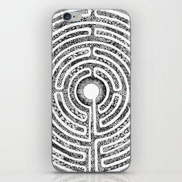 Chartres Garden iPhone Skin