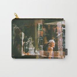 Shanghai Code Carry-All Pouch