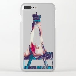 Glass Houses Clear iPhone Case