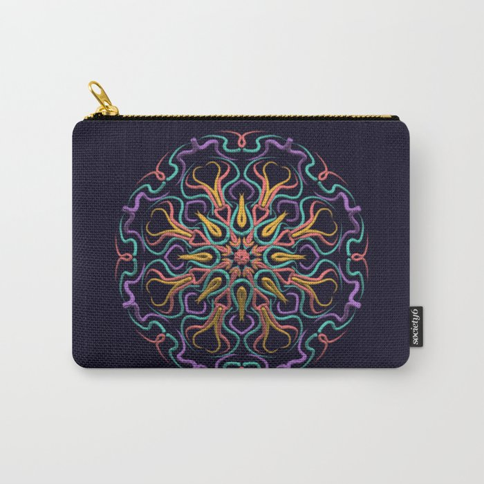 Indomitable Will Carry-All Pouch