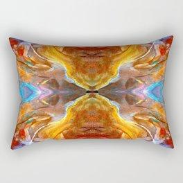Glory's plans Rectangular Pillow