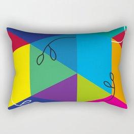 Colorfun Rectangular Pillow