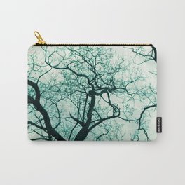 Gnarly Tree Carry-All Pouch