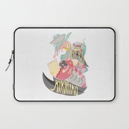 the spaces eater Laptop Sleeve